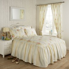 Vantona Marielle Floral Fitted Bedspreads