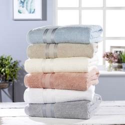 Vantona Pure 550gsm Cotton Plain Dyed Towel Bales