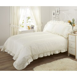Vantona Monique Cream Duvet Cover Sets and Coordinates