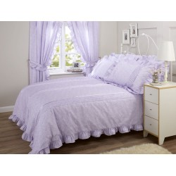 Vantona Monique Lilac Duvet Cover Sets and Coordinates
