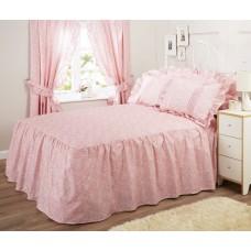Vantona Monique Pink Fitted Bedspreads