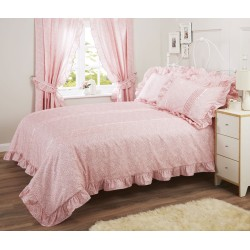 Vantona Monique Pink Duvet Cover Sets and Coordinates