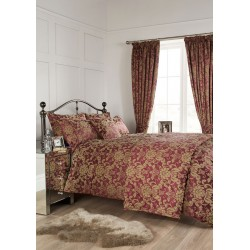 Vantona Como Berry Duvet Cover Sets and Coordinates