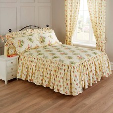 Vantona Nerissa Floral Fitted Bedspreads